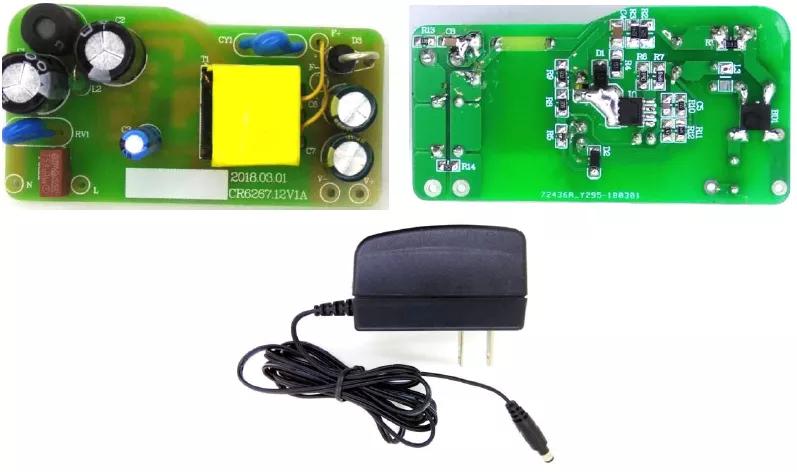 电源适配器哪家好?未来主流电源适配器之选思睿达12V1A适配器方案介绍