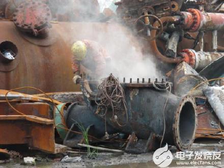 热水泵泵体腐蚀磨损如何修复