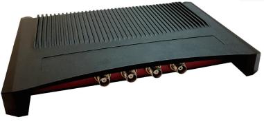 超高频四通道军标读写器的特点以及功能的介绍