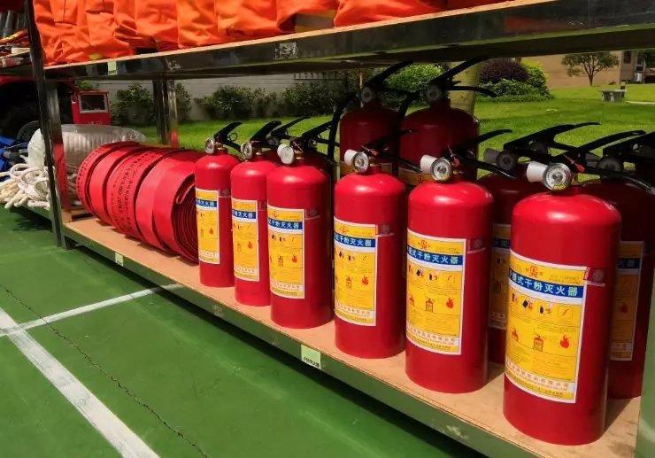 RFID技术让消防器材的管理变得更加高效和简单