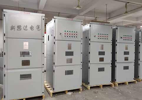 NS-FZ柴油發電機中性點接地電阻柜的作用