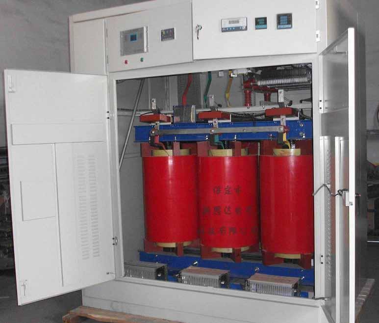 发电机中性点接地电阻柜中接地变压器的作用是什么