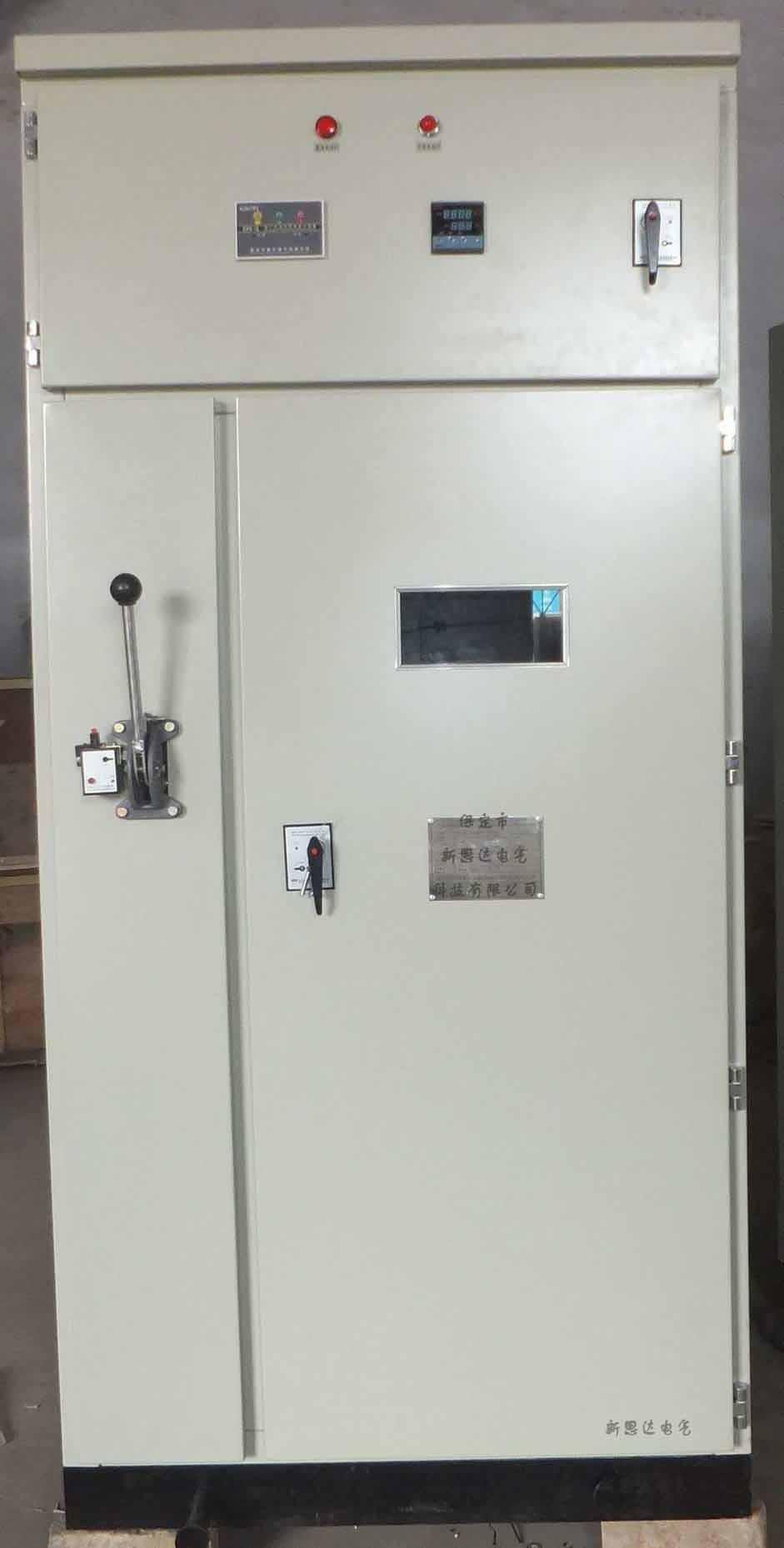 智能型发电机中性点接地电阻柜的简单概述