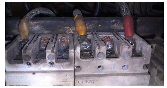 电容补偿无法投切、烧毁的原因