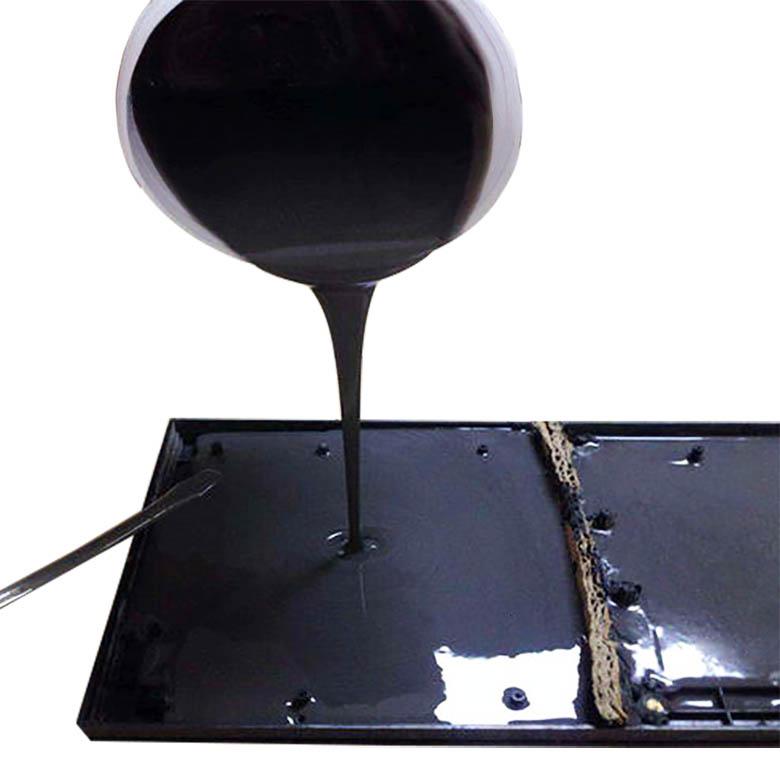 导热灌封胶固化后表面不均匀的原因