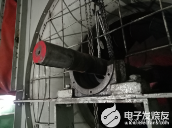风机轴承位磨损原因及维修步骤