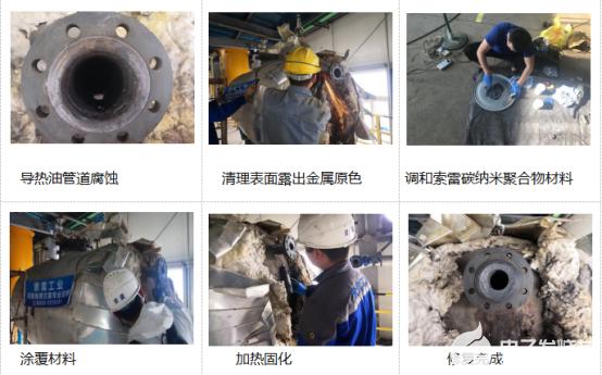 导热油管腐蚀渗漏如何解决