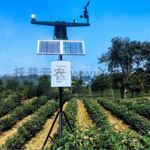 土壤墒情监测站的应用可为灌溉提供科学的数据支撑