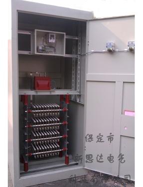 变压器/发电机中性点接地电阻柜主要配件的介绍