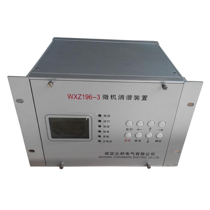 微机消谐装置所消除的谐振过电压可分为哪几种