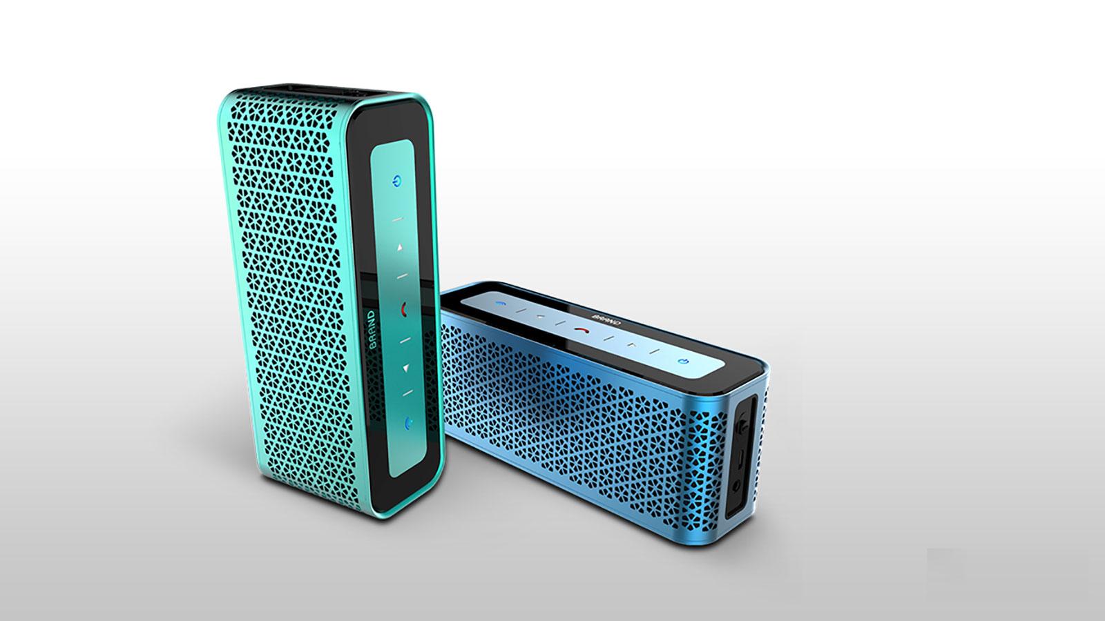 多功能智能音箱设计给人们带来全新的听觉体验