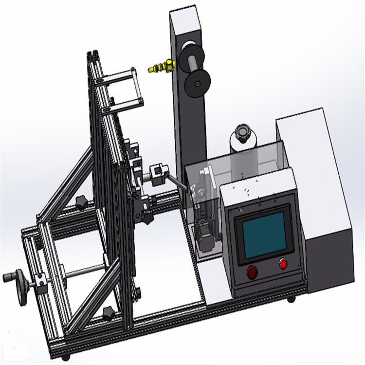 手指磨耗试验机的主要用途及测试原理的说明