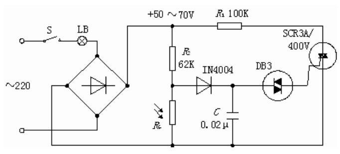 光敏电阻的应用场景及应用电路