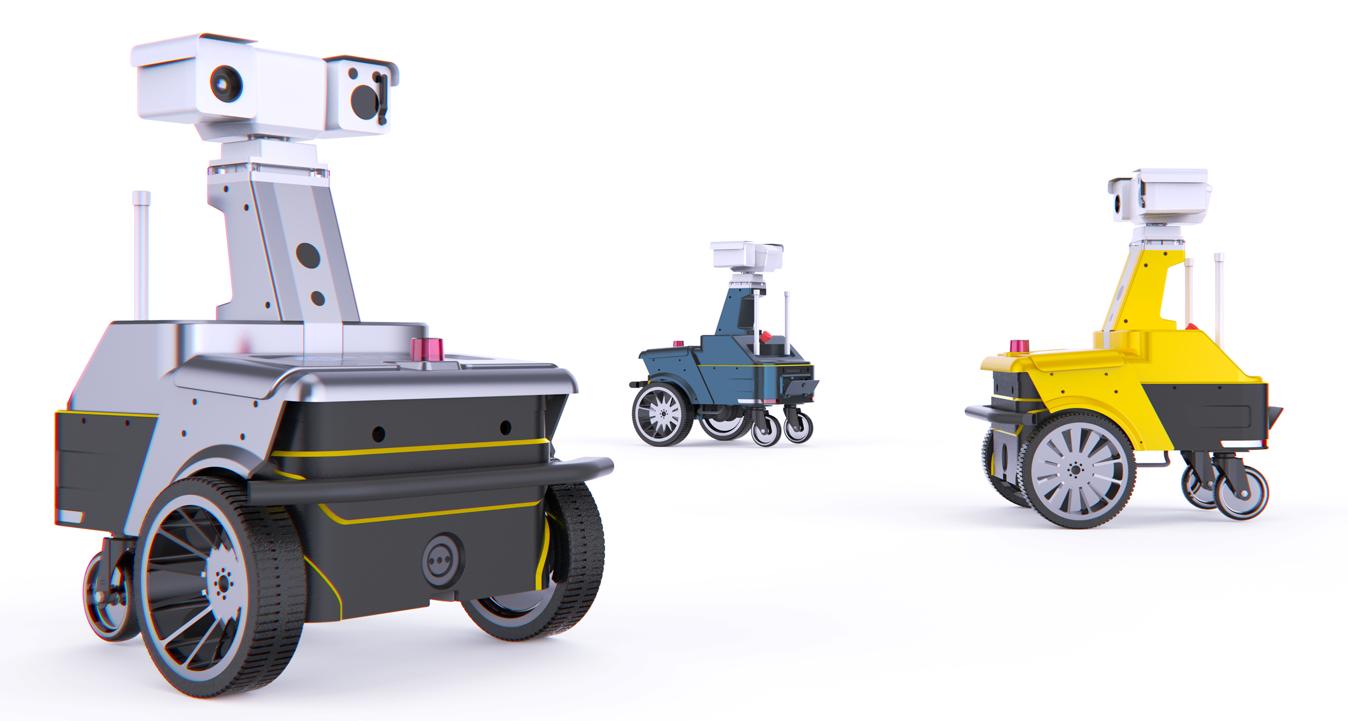 机器人如何让电网变聪明