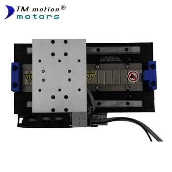 直线电机模组激光切割机在木质电视柜加工中的应用