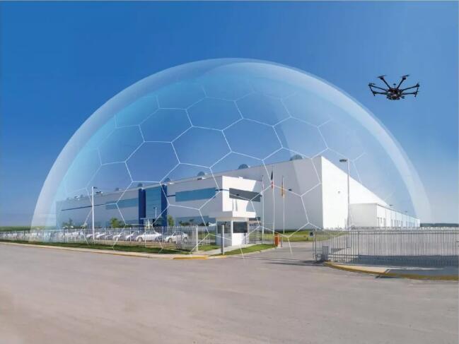 浅析成本低、安全性能高的无人机反制手段