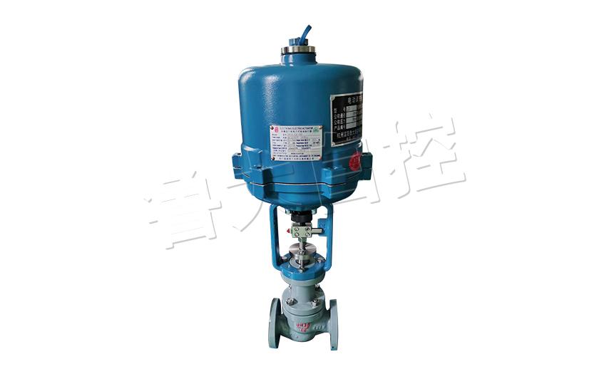 电动单座调节阀部件的结构介绍和导热系数的选择