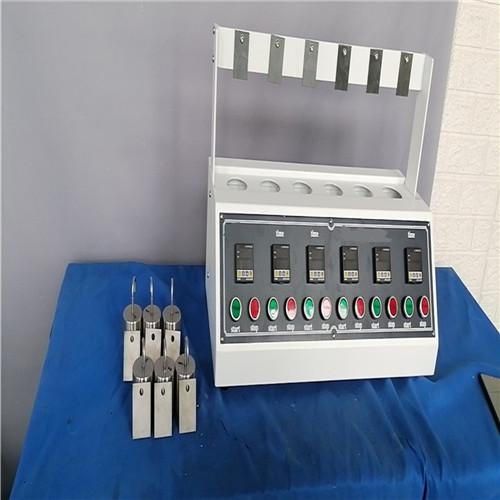 持粘性测试仪的工作原理及试验步骤的介绍