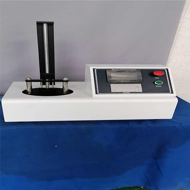 YY 0471.3阻水性测试仪的详细说明