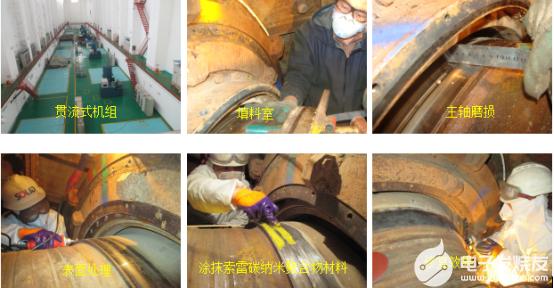 贯流式机组主轴密封磨损的处理方法