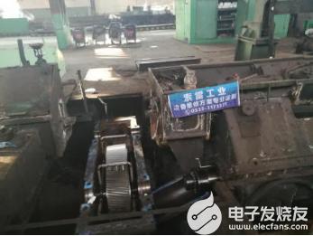 增速机轴承室磨损原因及修复工艺