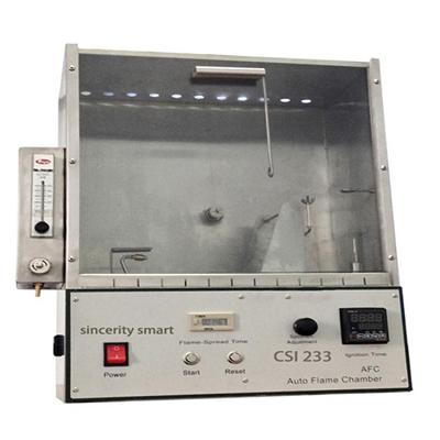 45度燃烧测试仪在纺织业中有着广泛的应用