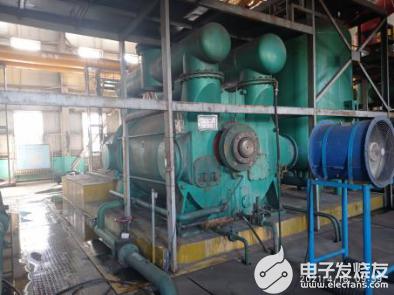 瓦斯泵轴承位磨损原因及修复步骤