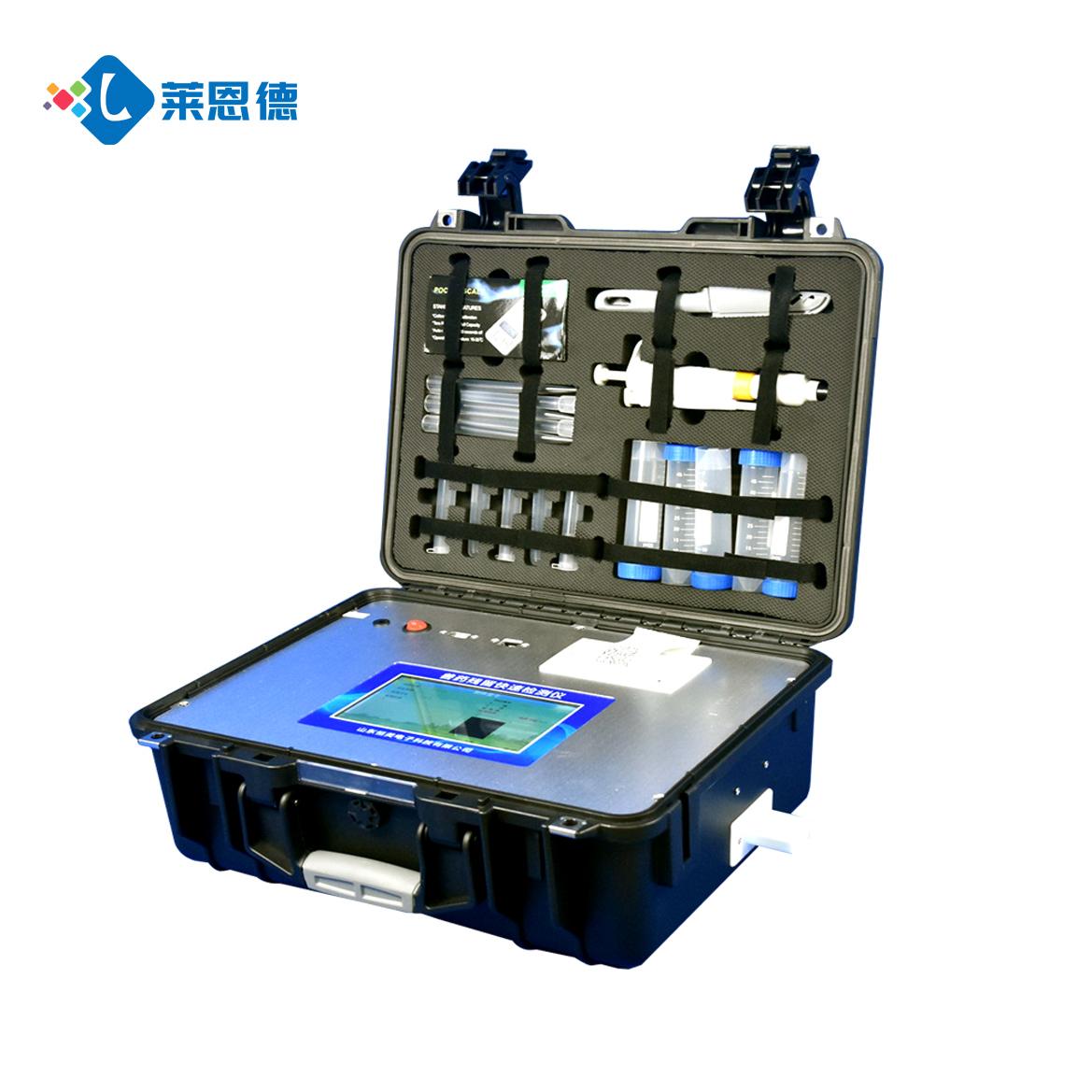 鱼虾食品安全快速检测系统的主要参数及检测方法