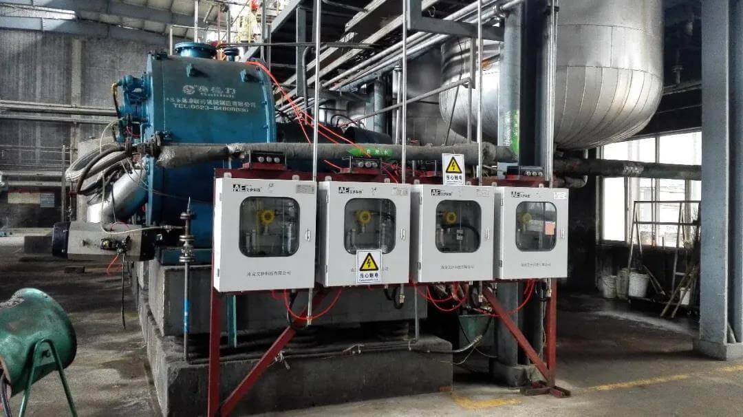 酸性气体对电化学传感器的影响
