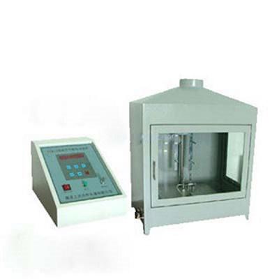 建筑材料可燃性试验机的主要参数及其适用范围