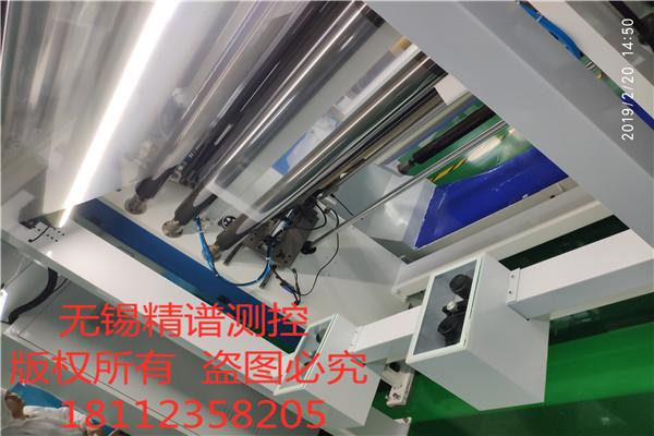 精谱测控保护薄膜表面缺陷检测仪加快工厂产品生产进...