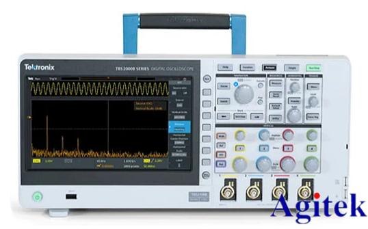 利用示波器进行声速测量实验