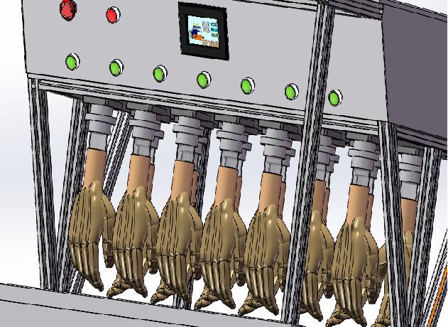 手套不泄漏性能测定仪的主要用途及技术指标
