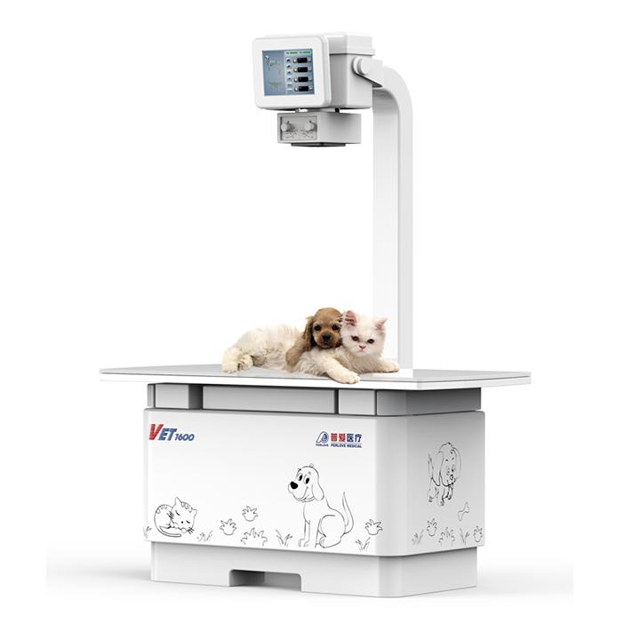 兽用x光机的使用流程
