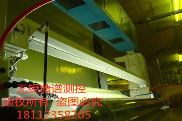 精谱测控熔喷无纺布在线污点检测系统检测原理分析