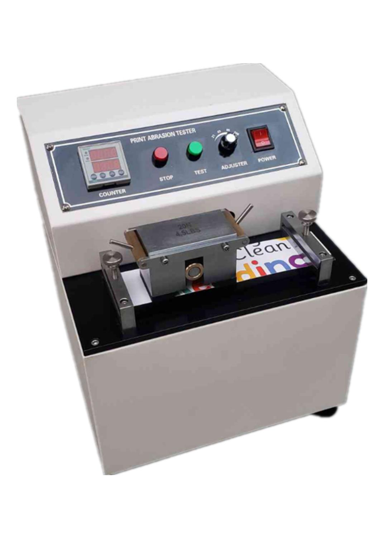 油墨脱色试验机的技术要求及参数