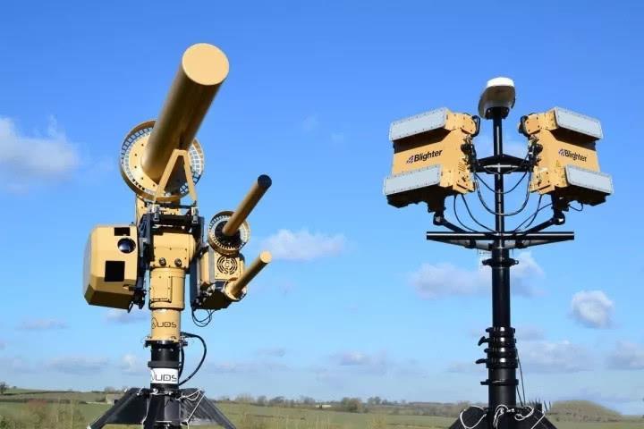 無人機反制技術的應用