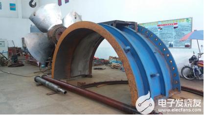 大型水轮机组转轮室汽蚀是如何进行修复的