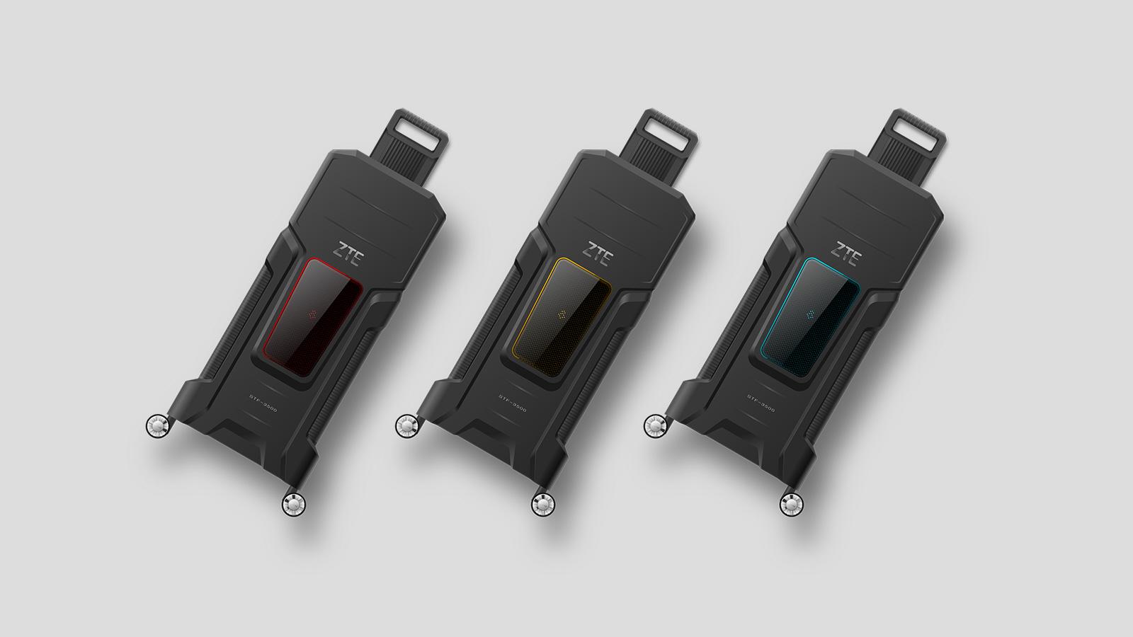 工业三防拉杆箱具有智能锁、蓝牙追踪定位等功能