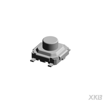 針對高精密電子領域而推出的耐高溫小型輕觸開關