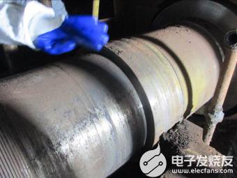 单辊破碎机轴径磨损原因及修复方法