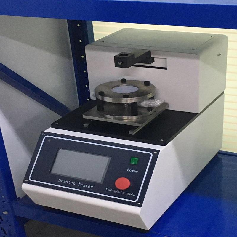 百格十字耐刮擦测试仪的原理以及特征的介绍