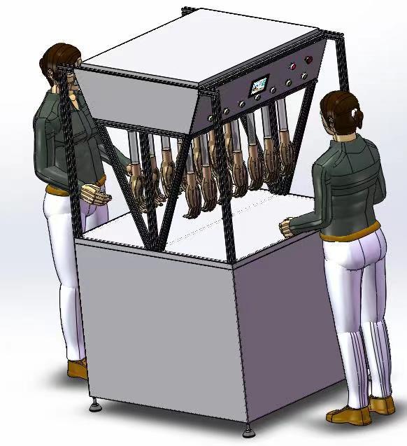 手套不泄漏性能测定仪的用途及技术指标的说明