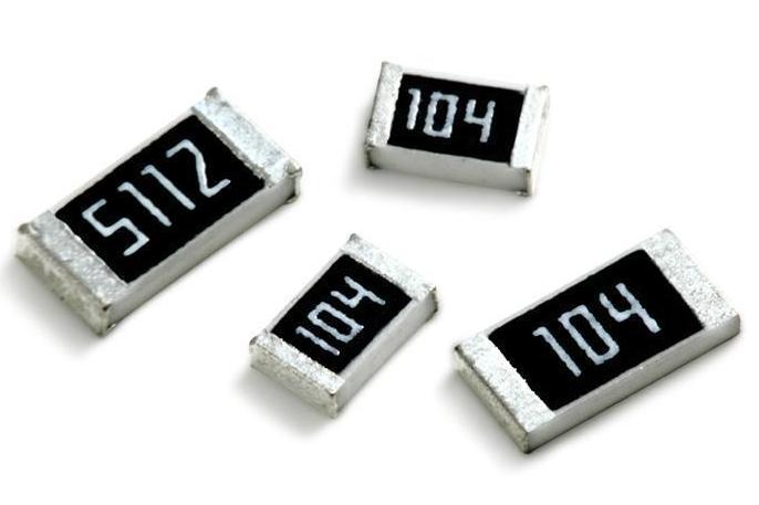 贴片电阻的阻值标注方法