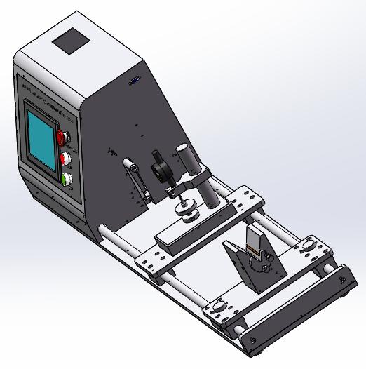 皮肤缝合线线径测量仪可自动输出数据报告并打印数据
