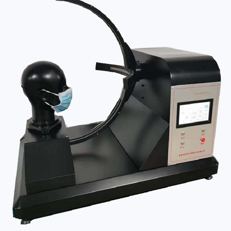 面罩、口罩视野测试仪技术参数解析
