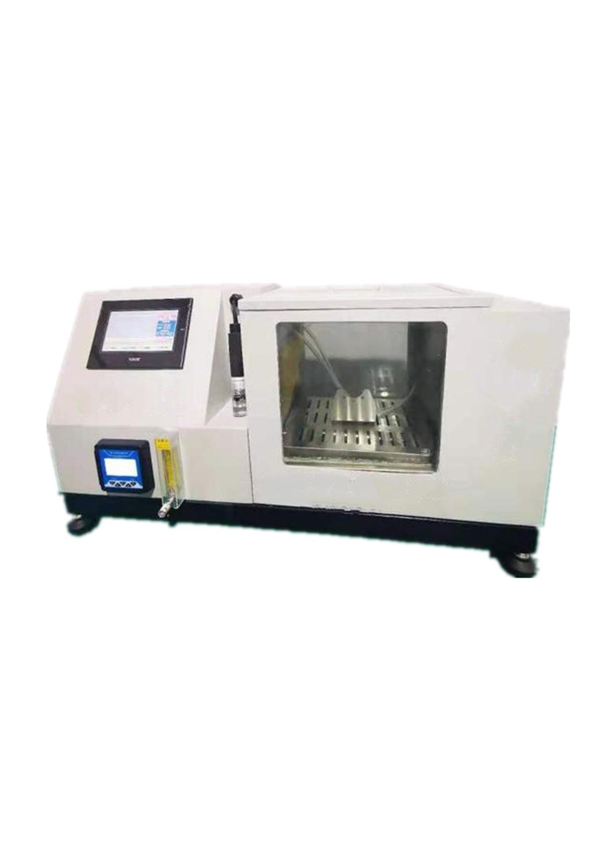化学物质防护性能测试仪实验过程的详细说明