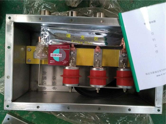 电缆接地箱的分类选型概述及NS系列电缆接地箱使用...
