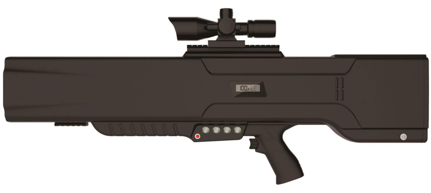 無人機反制槍的性能介紹