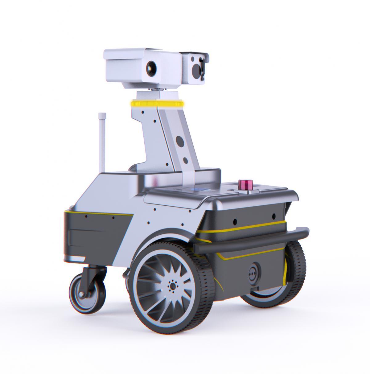 智能巡检机器人的功能特点